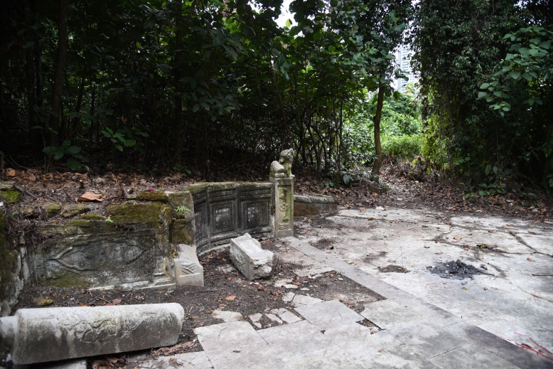 7. Heading Home After Visiting Seah Eu Chin's Tomb
